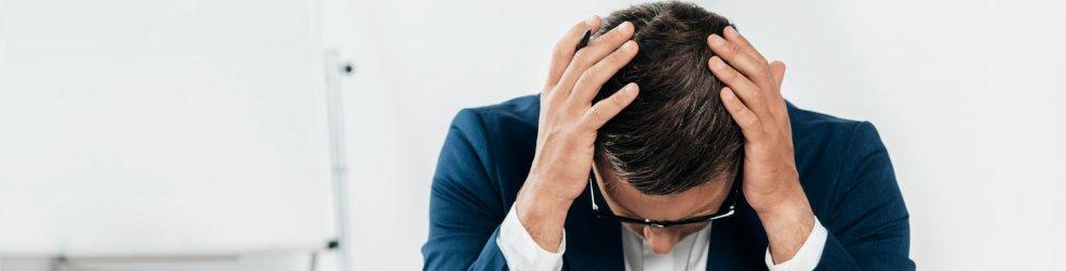 stress of burnout