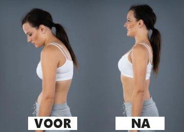 correctie lichaamshouding